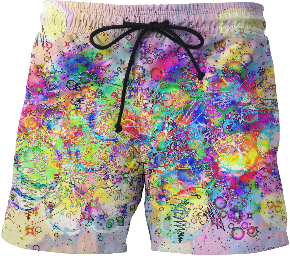 BAF Beautiful Swim Shorts - TShirtsRUS.co