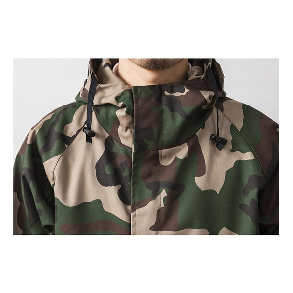 Camouflage Military Jacket - TShirtsRUS.co