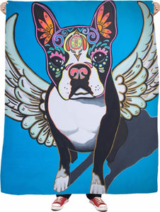 AGA Angel Dog - TShirtsRUS.co