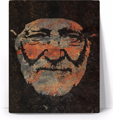 Willie Nelson Canvas - TShirtsRUS.co