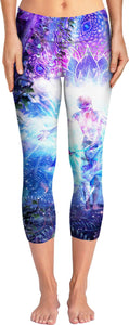 Awaken Yoga Pants - TShirtsRUS.co