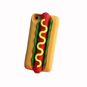 Hot Dog Phone Case