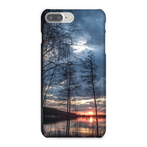 Lake Scenery Phone Case