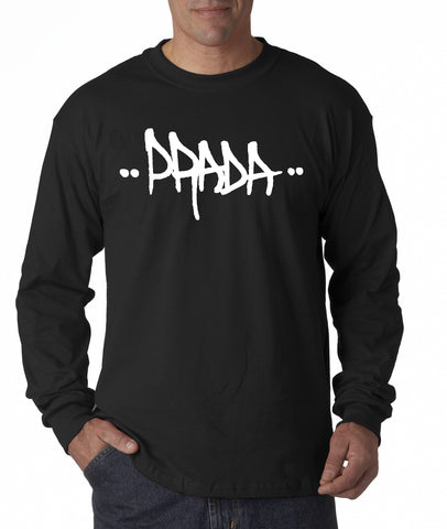 Handstyle Long Sleeve Men's - Black