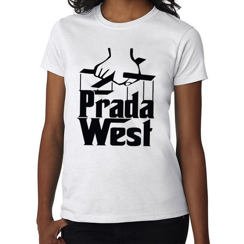 The Pradfather Women's Tee - White