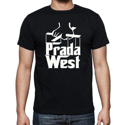The Pradfather Men's Tee - Black
