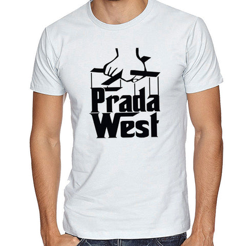 The Pradfather Men's Tee - White