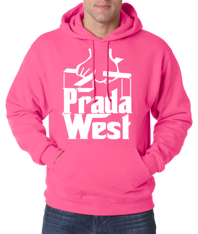The Pradfather Hoodie - Pink