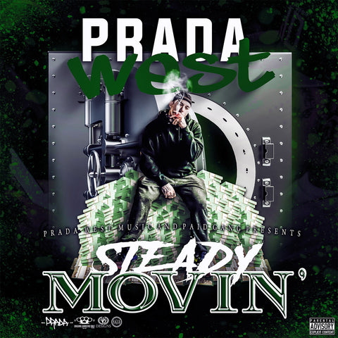 Steady Movin' - Hard Copy CD