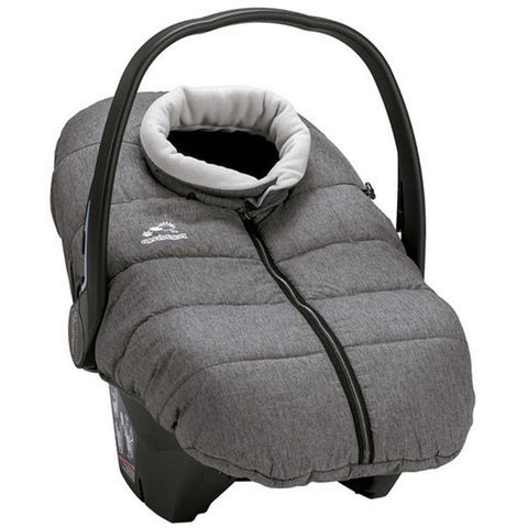 PEG PEREGO Igloo Winter Cover Car Seat Accessories - Light Grey