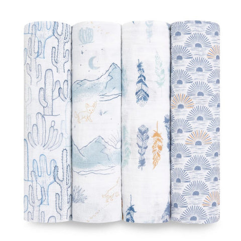 Pack of Aden Swaddle