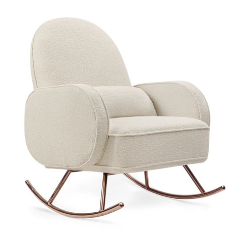 NURSERY WORKS Compass Rocker (Rose Gold Legs)