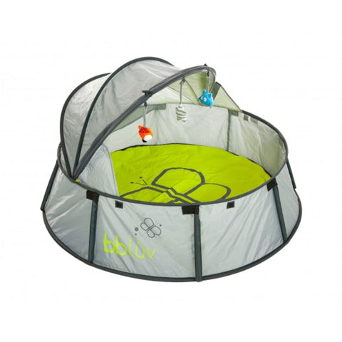 BBLUV Nidö 2 in 1 Travel & Play Tent