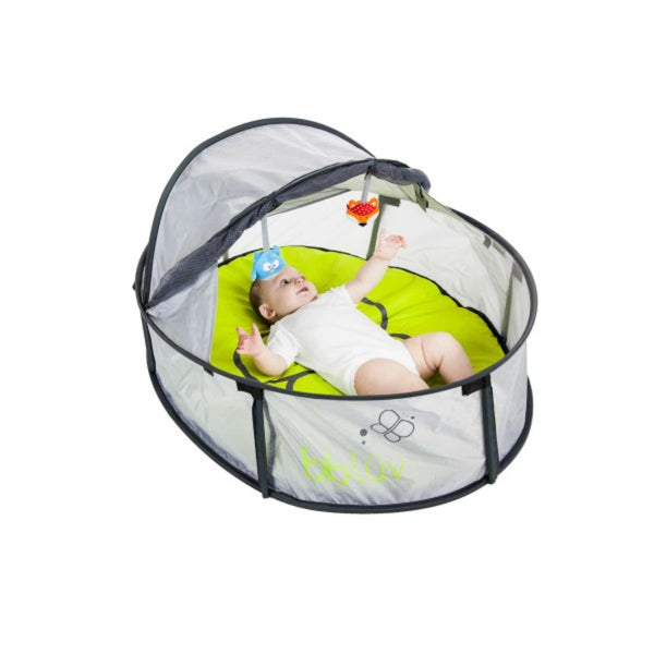 Bbluv-Nido Mini 2 In 1 Travel Bed&Play Tent Travel Beds BBLUV - Kido Bebe