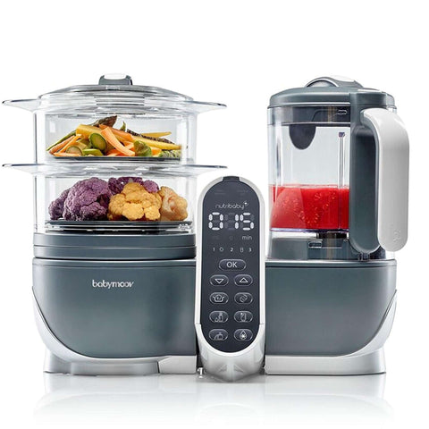 Babymoov Duo Meal Station Food Processors BABYMOOV - Kido Bebe