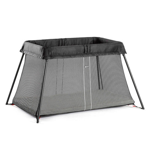 BABYBJÖRN Play Yard - Black Mesh Playards BABYBJORN - Kido Bebe