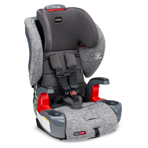 BRITAX Grow With You Clicktight Harness-To-Booster Car Seat - Asher