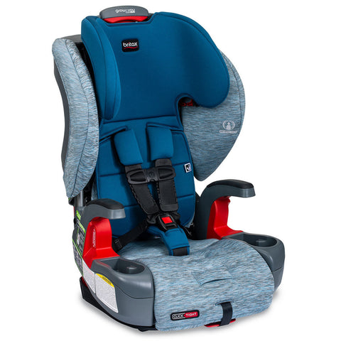 BRITAX Grow With You Clicktight Harness-To-Booster Car Seat - Seaglass
