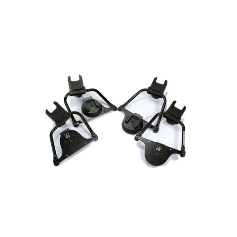 BUMBLERIDE Car Seat Adapter Maxi Cosi/ Cybex/ Nuna Set for Indie Twin Stroller Stroller Adapters BUMBLERIDE - Kido Bebe