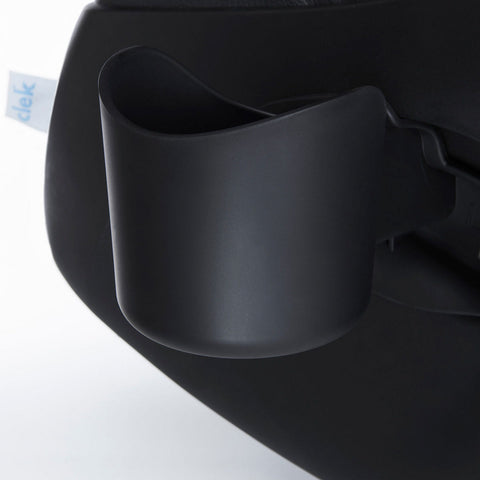 CLEK Drink-thingy Cup Holder for Foonf/Fllo - Black Car Seat Accessories CLEK - Kido Bebe