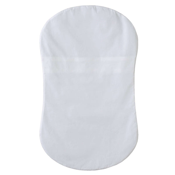 Halo Bassinest - Fitted Sheet White Crib Fitted Sheets HALO - Kido Bebe