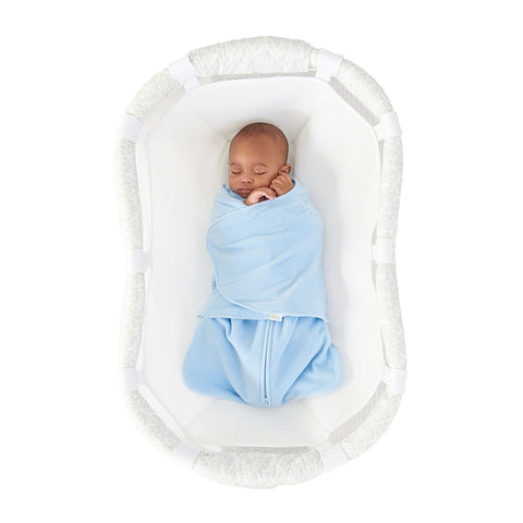White Bassinest Newborn Insert