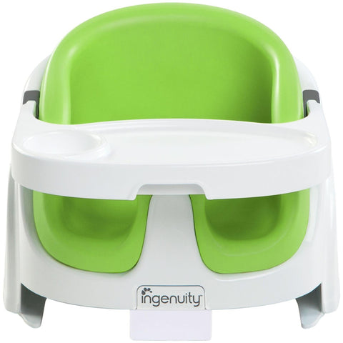 Ingenuity Baby Seat And Booster - Lime High Chairs INGENUITY - Kido Bebe