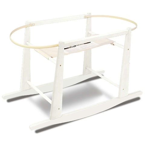 JOLLY JUMPER Rocking Stand - White