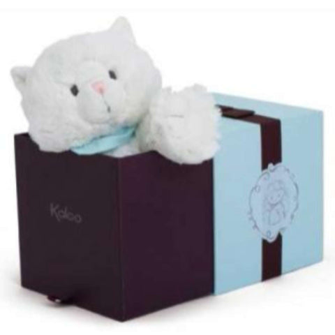 Kaloo - Les Amis Medium Kitten Plush Plushes & Soft Toys KALOO - Kido Bebe