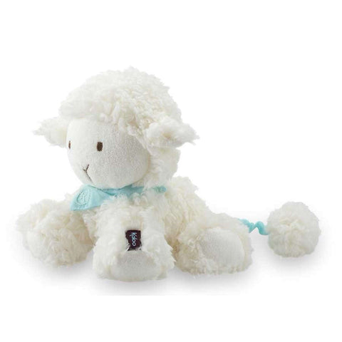 KALOO Les Amis Musical Soft Toy Vanille Lamb (25cm/9.8in) Plushes & Soft Toys KALOO - Kido Bebe