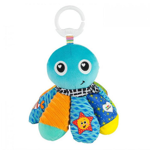 LAMAZE Clip & Go Salty Sam The Octopus