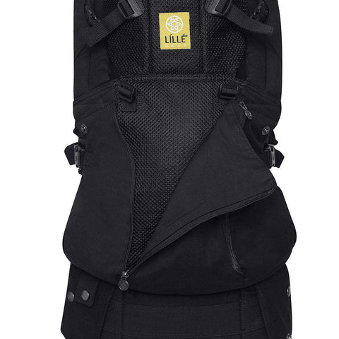 Lillebaby - All-Seasons Baby Carrier - Black Baby Carriers LILLEBABY - Kido Bebe