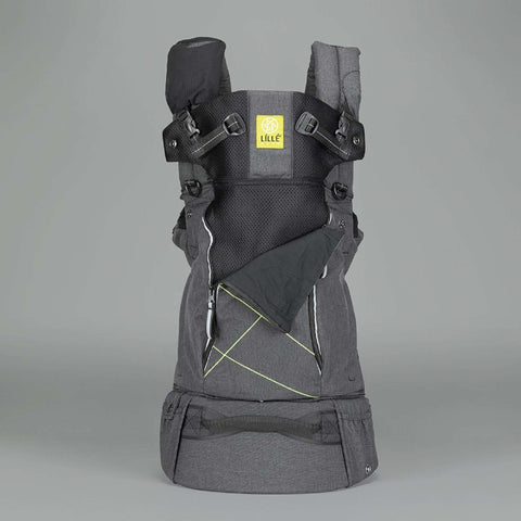 Lillebaby - Pursuit All-Seasons Baby Carrier - Graphite Baby Carriers LILLEBABY - Kido Bebe