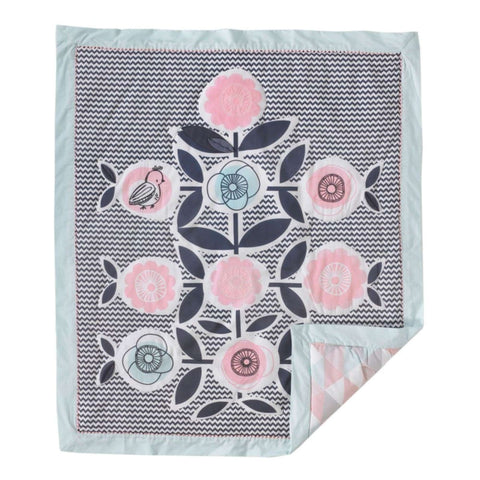 Lolli Living Baby Quilt - Sparrow Crib Bedding Sets LOLLI LIVING - Kido Bebe