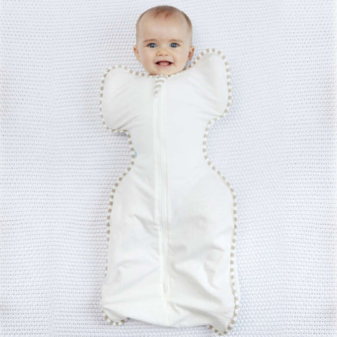 Love To Dream Swaddle Up Organic Small Cream Sleep Sacks & Swaddles LOVE TO DREAM - Kido Bebe