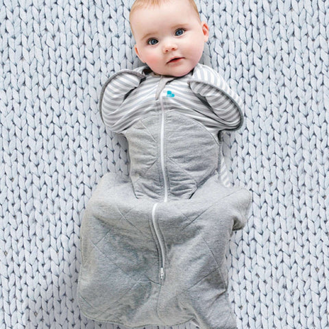 LOVE TO DREAM Swaddle Up Warm Small - Grey Sleep Sacks & Swaddles LOVE TO DREAM - Kido Bebe
