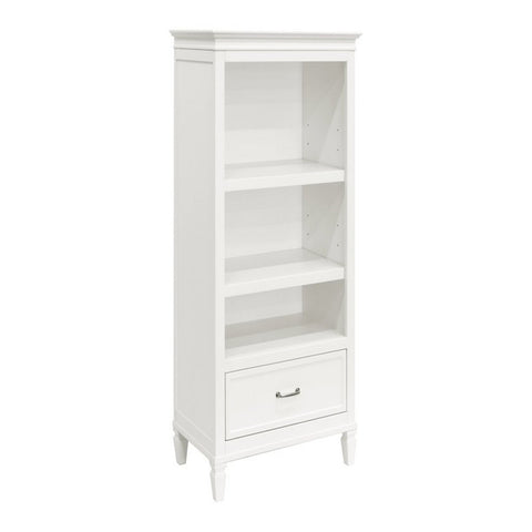 MDB CLASSIC Darlington Bookcase in Warm White