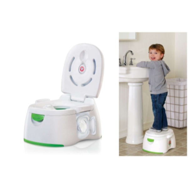 Munchkin - A&H 3 In 1 Potty Seat Potties & Toilet Trainers MUNCHKIN - Kido Bebe