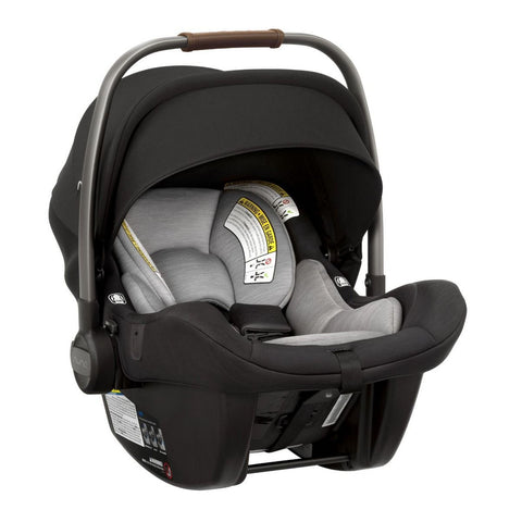 NUNA PIPA Lite Infant Car seat - Caviar Infant Car Seats NUNA - Kido Bebe