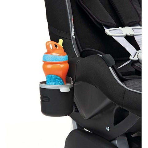 PEG PEREGO Car Seat Accessories Car Seat Cup Holder Single Pack - Charcoal Car Seat Accessories PEG PEREGO - Kido Bebe