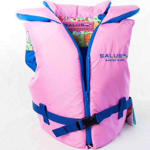 SALUS Nimbus Youth Vest - Pink More Security SALUS - Kido Bebe