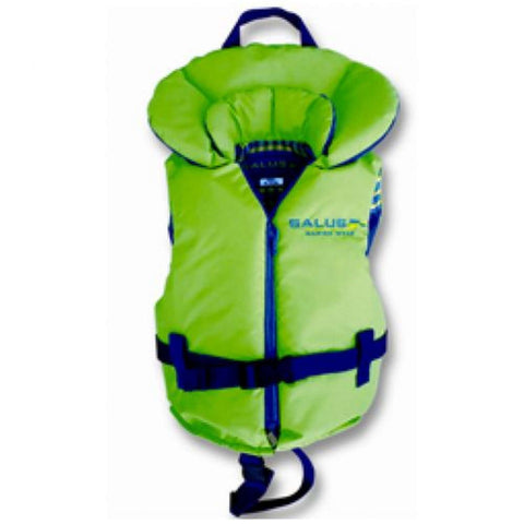 SALUS Nimbus Youth Vest - Lime More Security SALUS - Kido Bebe