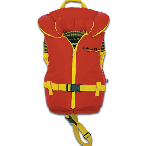 SALUS Nimbus Child Vest  30-60 lbs - Red More Security SALUS - Kido Bebe