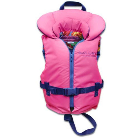 SALUS Nimbus Child Vest  30-60 lbs - Pink More Security SALUS - Kido Bebe