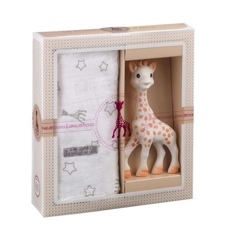 SOPHIE THE GIRAFFE Tenderness Creation Composition 2 Baby Toys SOPHIE LA GIRAFE - Kido Bebe