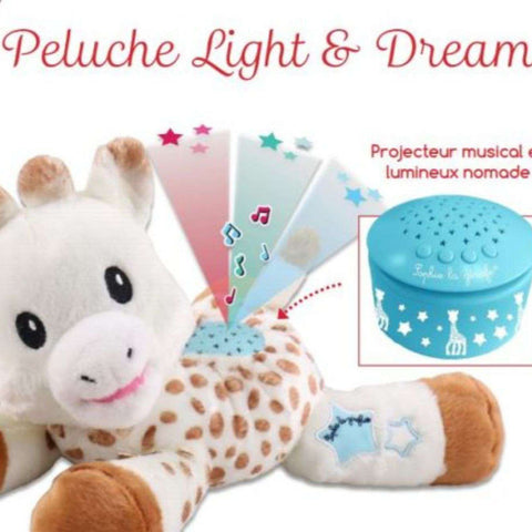 SOPHIE THE GIRAFFE Peluche Lights & Dreams Plushes & Soft Toys SOPHIE LA GIRAFE - Kido Bebe
