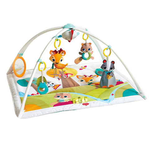 TINY LOVE Into the Forest Gymini Deluxe Playmat