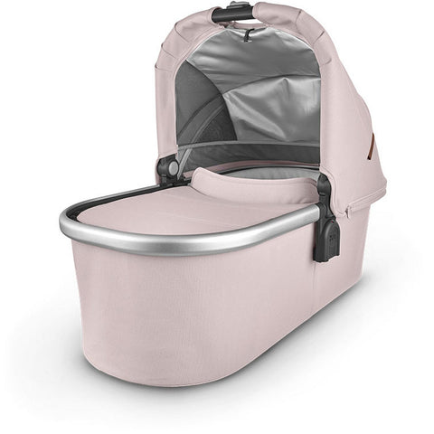 UPPABABY Bassinet V2 - Alice (Dusty Pink/Silver/Saddle Leather)