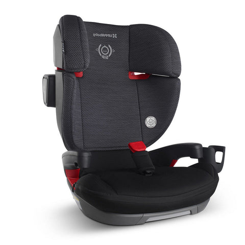 UPPABABY ALTA High Back Booster Seat - JAKE (Black/Grey)