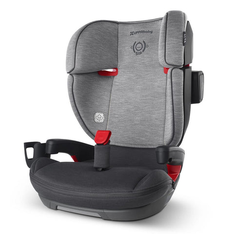 UPPABABY ALTA High Back Booster Seat - MORGAN (Charcoal/Heather Grey)
